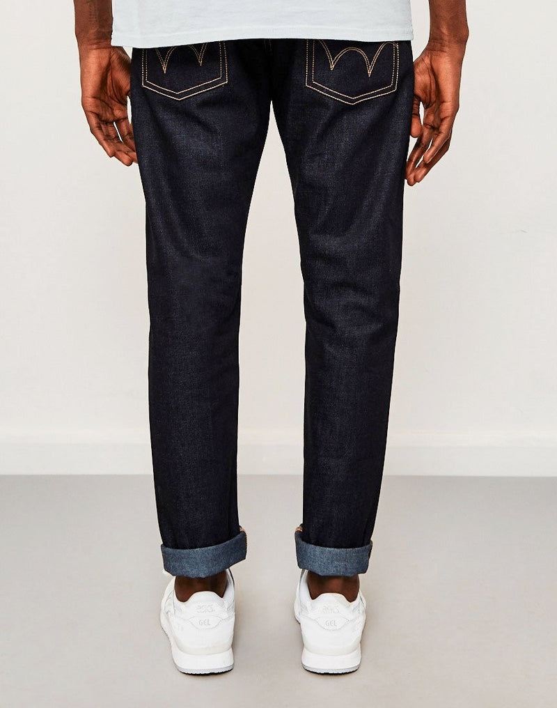 Edwin - ED-55 Relaxed Tapered Deep Blue Jeans Unwashed