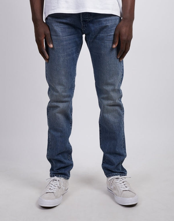 Edwin ED-80 Slim Tapered Jeans, Kingston Blue Denim