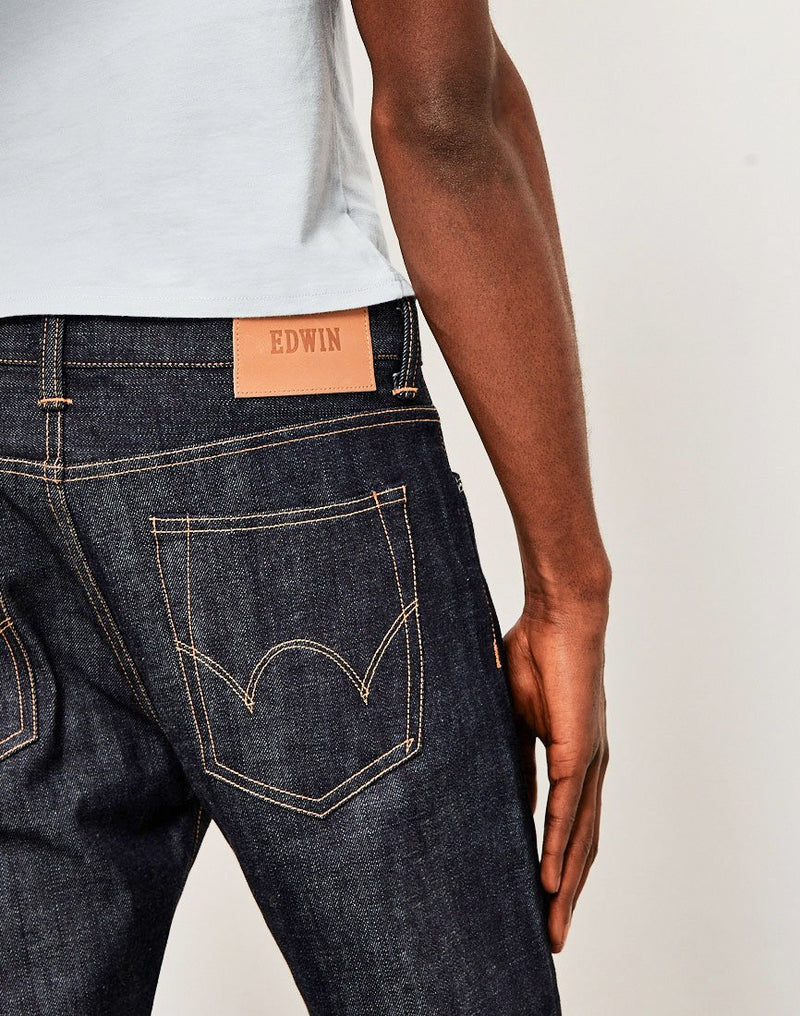 Edwin - ED-80 Slim Tapered Jeans Unwashed