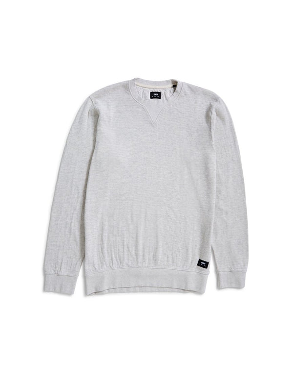 Edwin - International Structured Dupla Felpa Sweat Grey