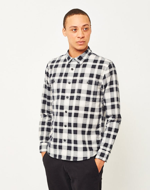 Edwin - Labour Shirt Black