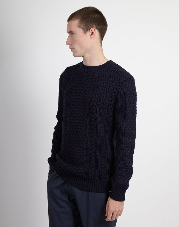 Edwin - United Sweater Navy