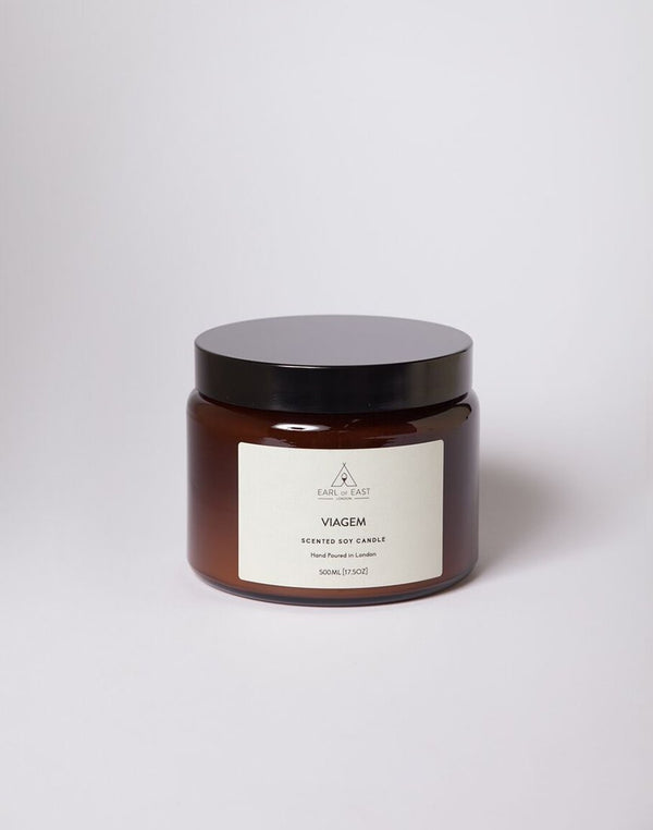 Earl of East - Viagem 500ml Candle
