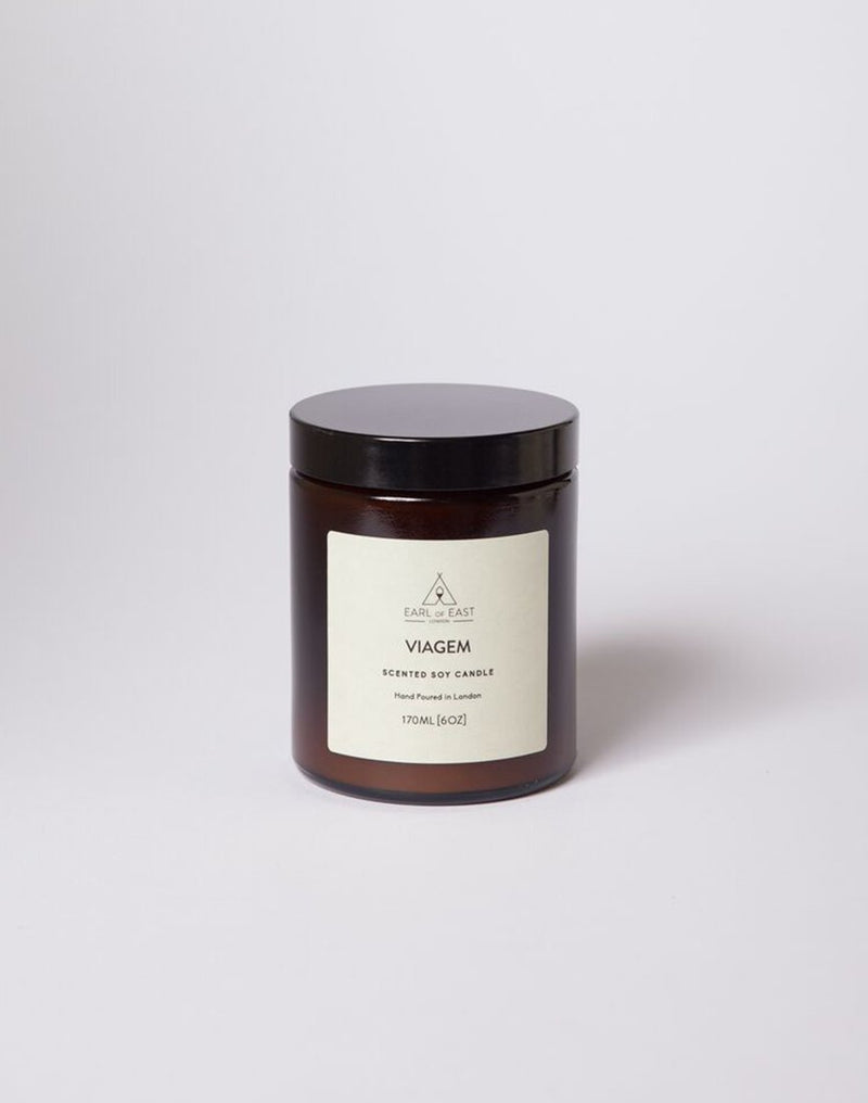 Earl of East - Viagem 170ml Candle