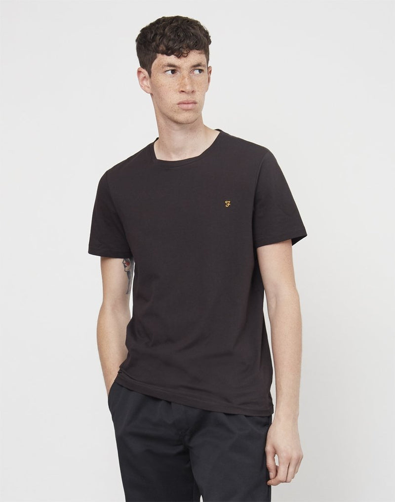Farah - Denny T-Shirt Black