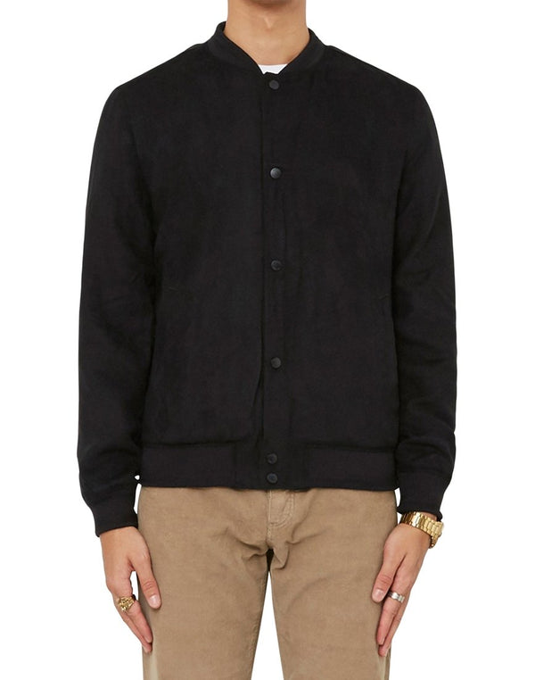 Farah - Kensington Bomber Jacket Black