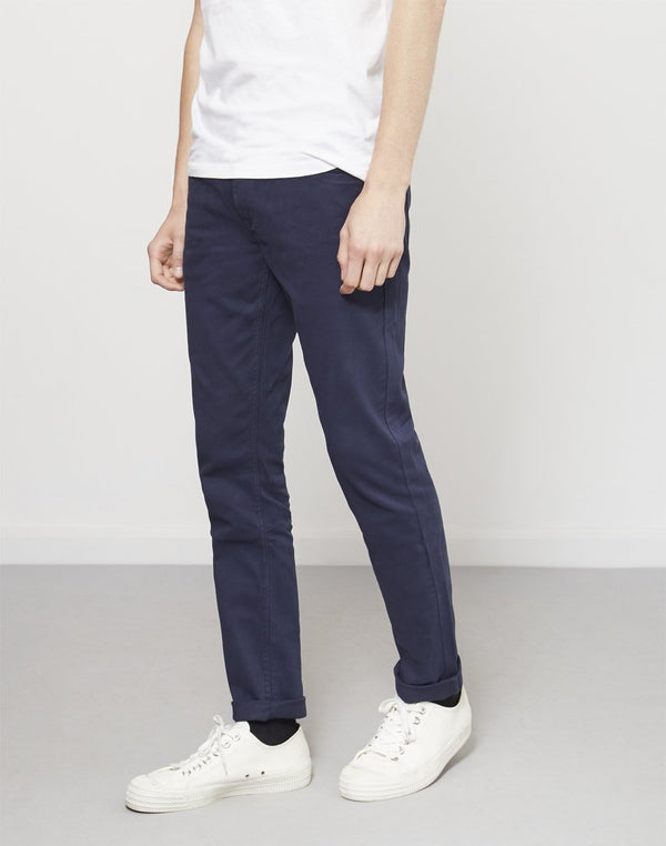 Farah - Slim Fit Jeans Navy