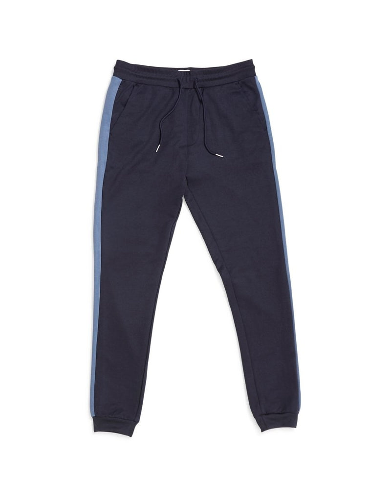 Farah - Weatherall Tricot Sweatpants Navy