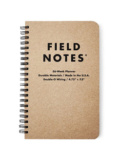 Field Notes - 56-Week Planner