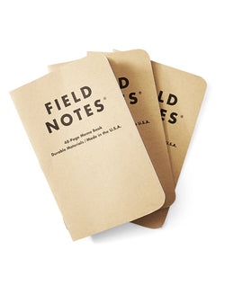 Field Notes - Original Graph 3-Pack