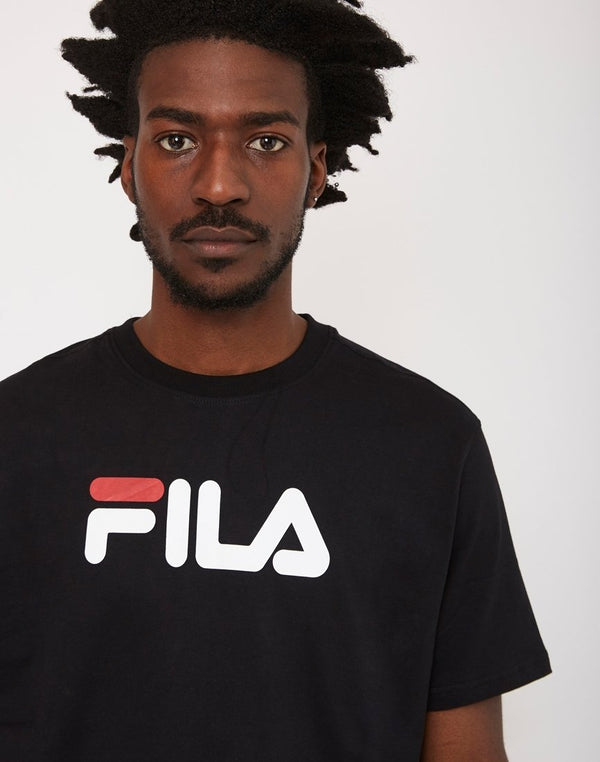 Fila - Black Line Eagle T-Shirt Black