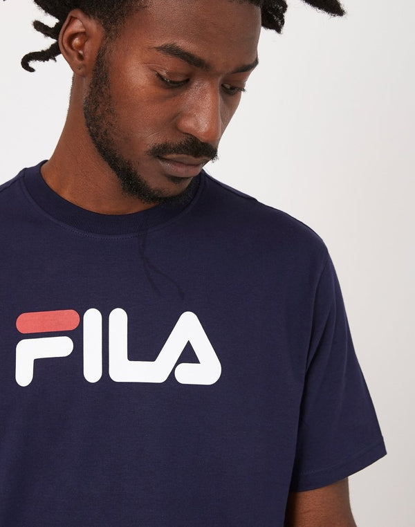 Fila - Black Line Eagle T-Shirt Dark Navy