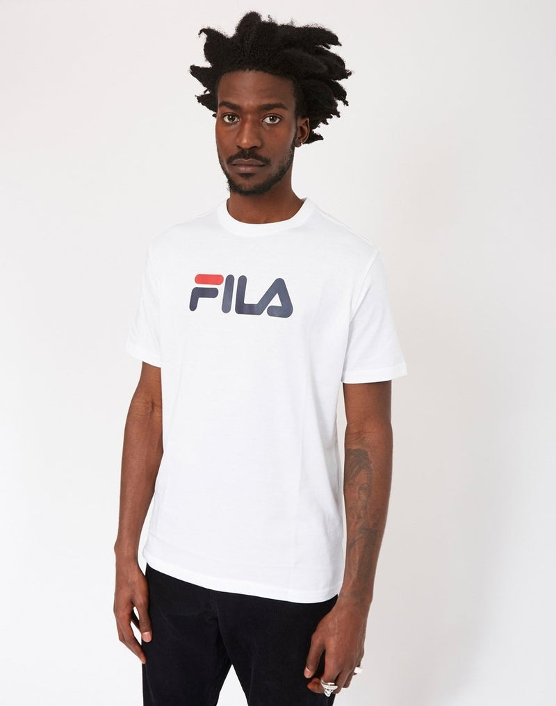 Fila - Black Line Eagle T-Shirt White