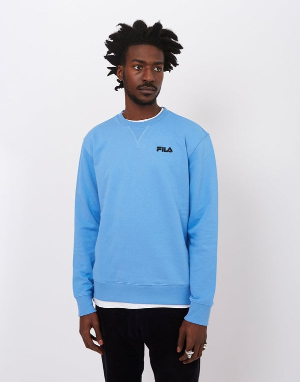 Fila - Black Line Jesse Graphic Sweatshirt Blue