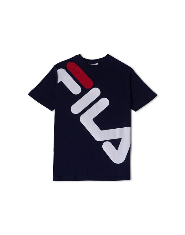 Fila - Black Line Kalani Graphic T-Shirt Navy
