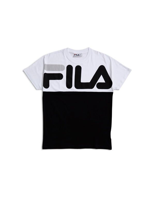Fila - Black Line Lenox Graphic T-Shirt Black
