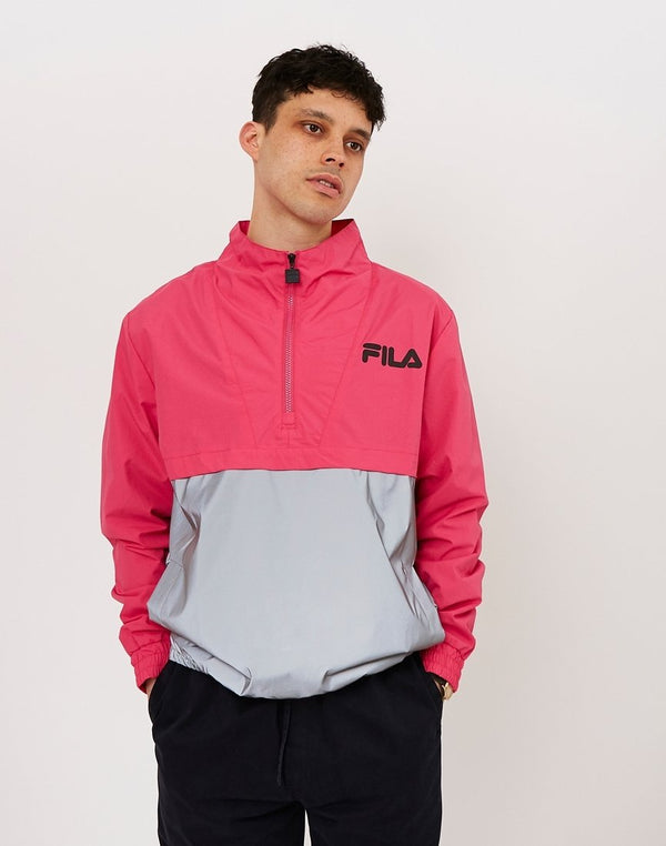 Fila - Black Line Levi Colour Block Jacket Pink