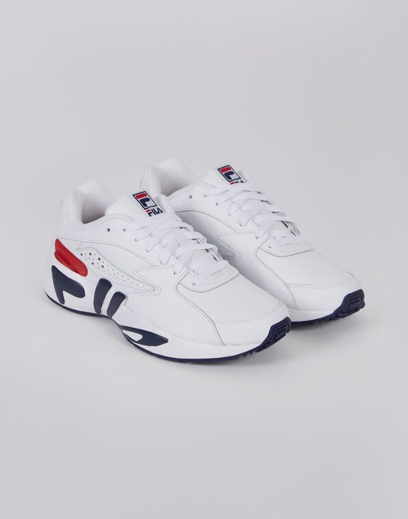 Fila Black Line - Mindblower Trainer White & Navy