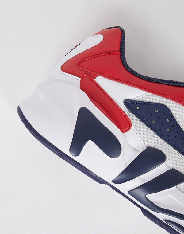 Fila Black Line - Mindblower Trainer Navy, White & Red