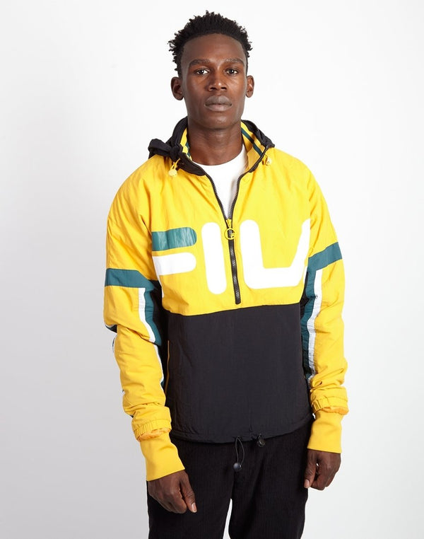 Fila - Riker Puffer Jacket Yellow