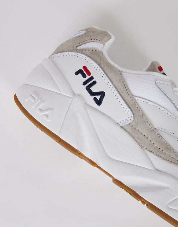 Fila - Black Line Venom Low Trainer White