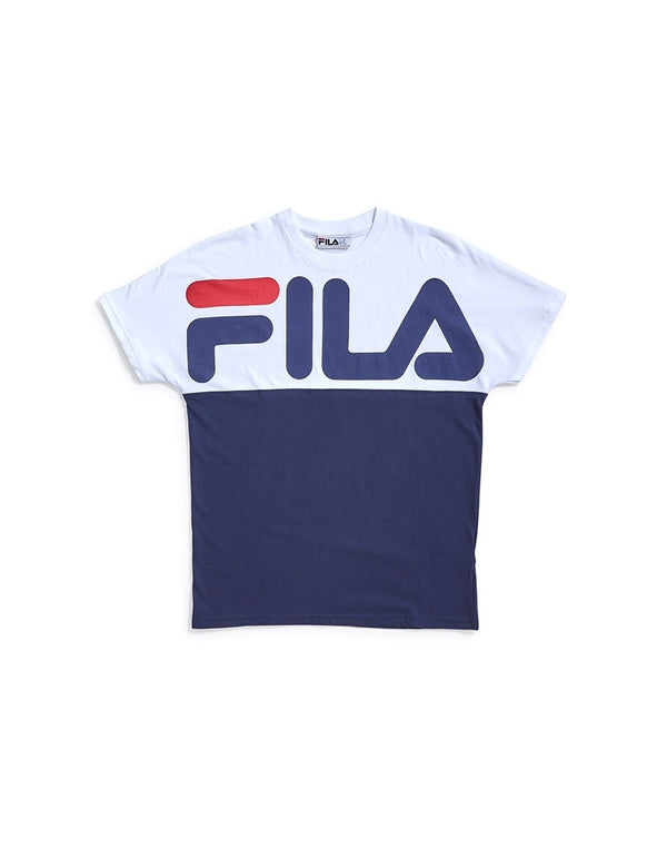 Fila - Black Line Lenox Graphic T-Shirt Navy
