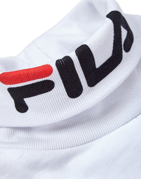 Fila - Drey Turtleneck White