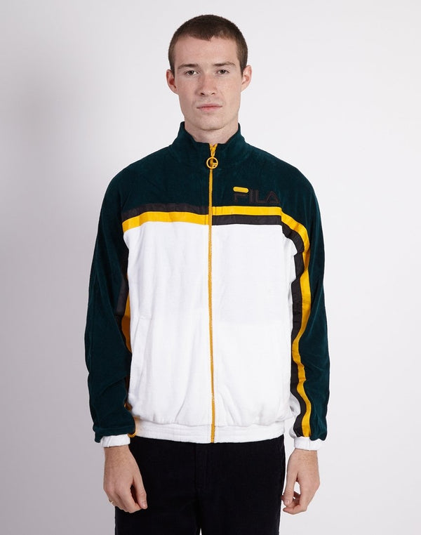 Fila - Ethan Terry Jacket White