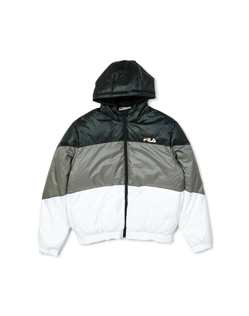 Fila - Tatum Hooded Windjacket Black