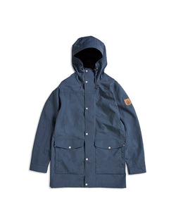 Fjallraven - Greenland Eco-Shell Jacket Grey