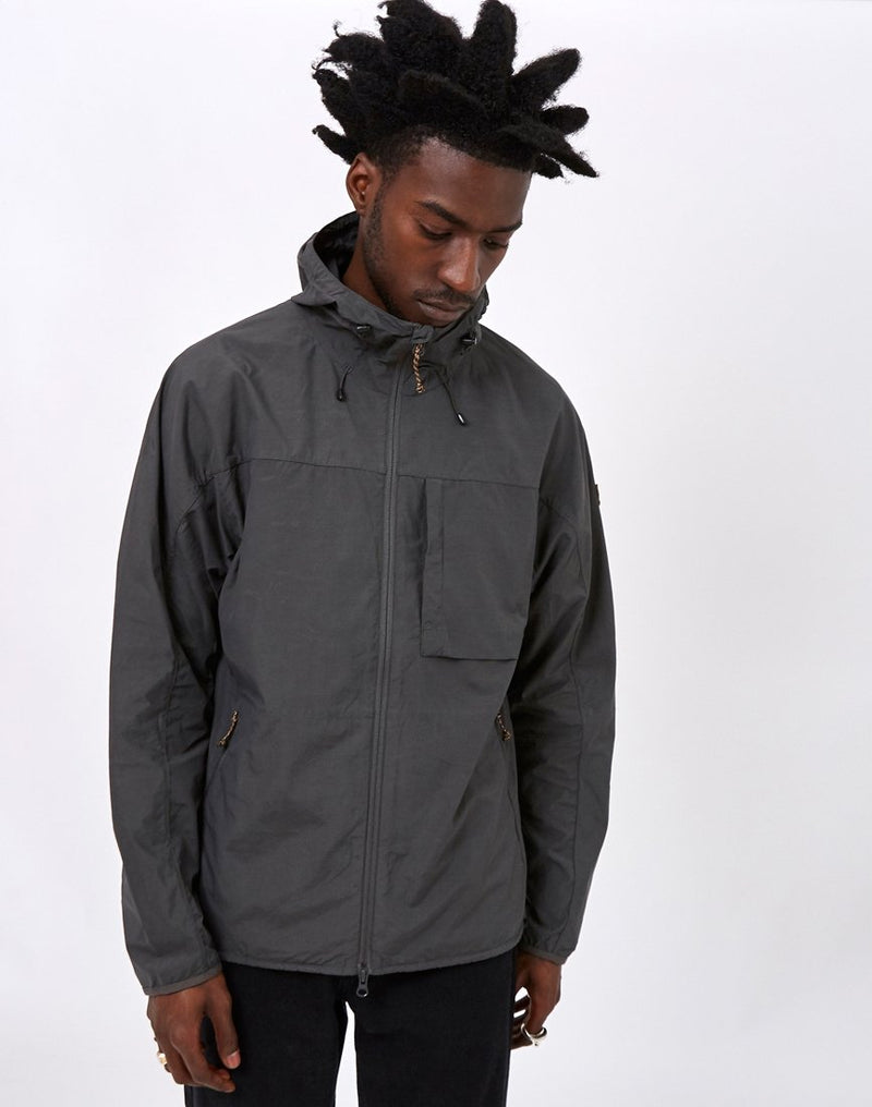 Fjallraven - High Coast Wind Jacket Grey