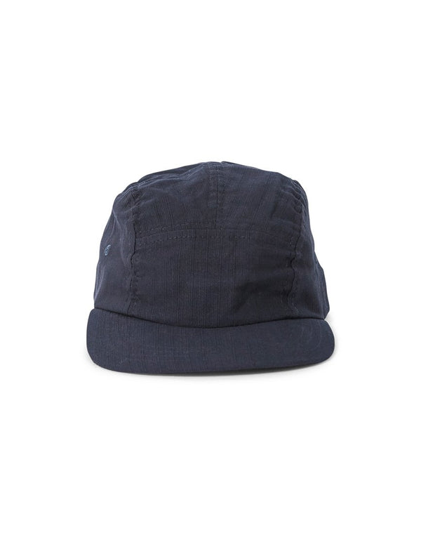 Folk - Five Panel Hat Black