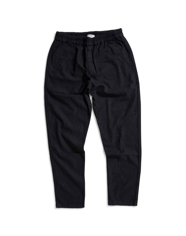 Folk - Linen Trousers Black