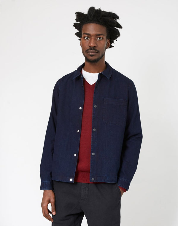 Folk - Orb Jacket Navy