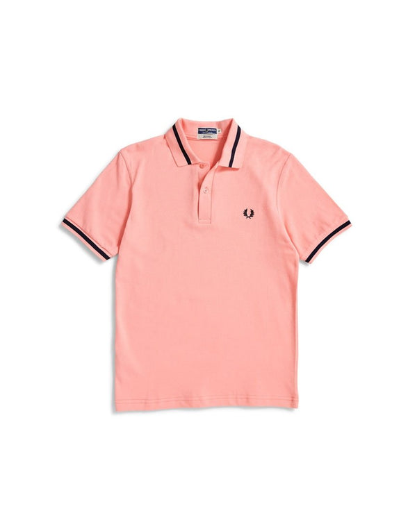 Fred Perry - M2 Single Tipped Polo Shirt Pink