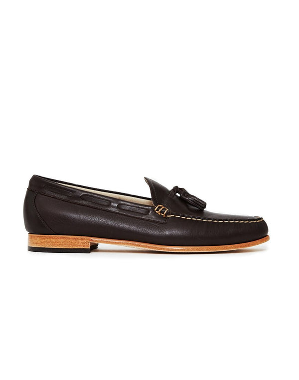 G.H. Bass & Co. - Palm Springs Larson Loafer Brown