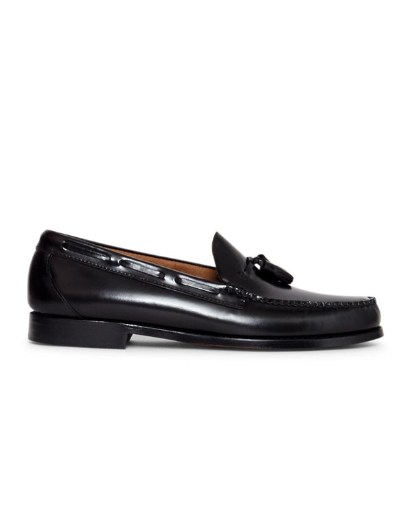 G.H. Bass & Co. - Weejuns Larkin Tassle Loafers Black