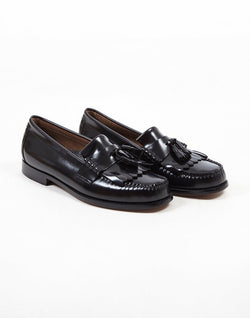 G.H. Bass & Co. - Layton II Moc Kiltie Loafer Black