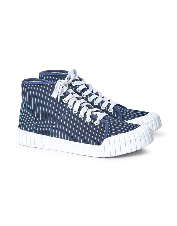 Good News - Hurler Hi Plimsolls Navy