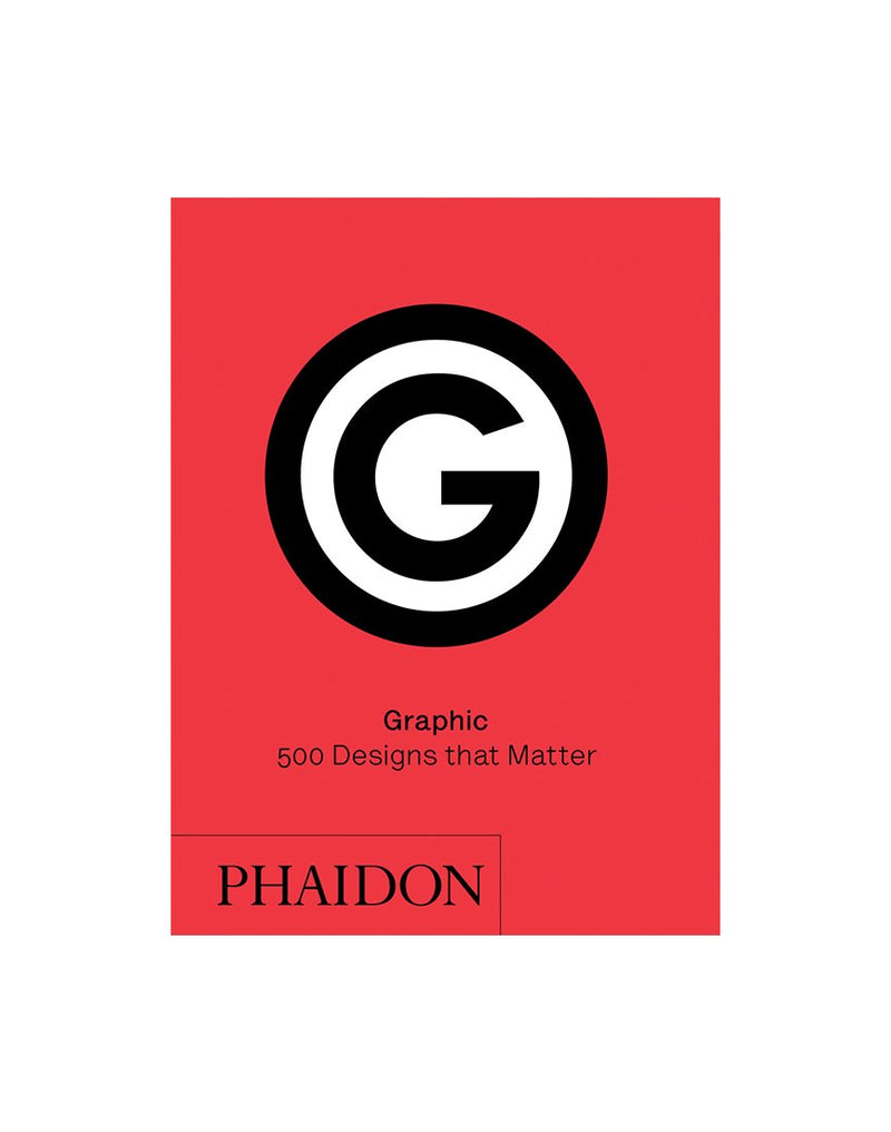 Phaidon - Graphic: 500 Designs That Matter