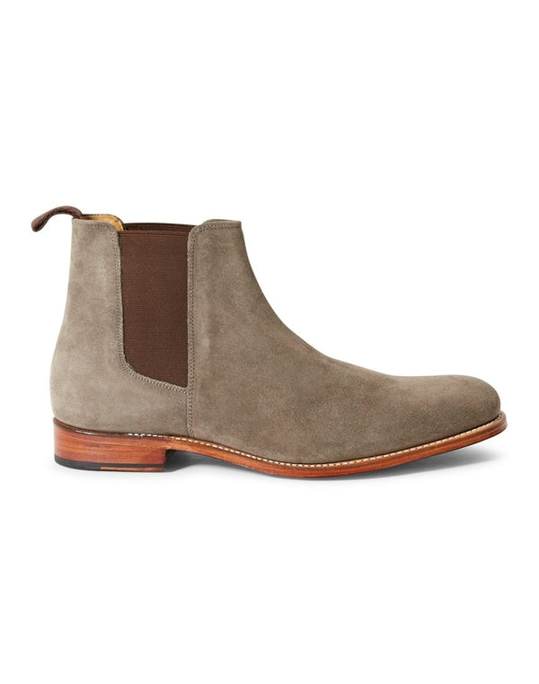 Grenson - Declan Boot Grey