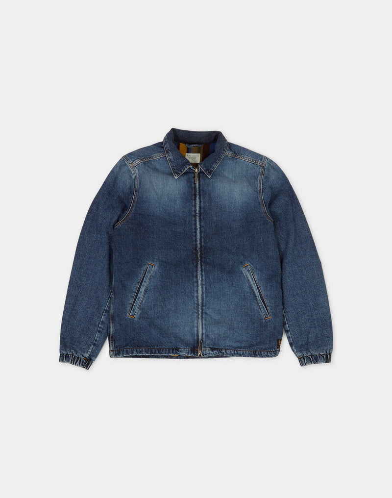 Nudie Jeans Co - Torkel Denim Jacket Vintage Blue