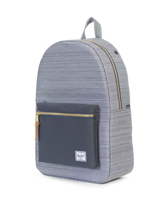 Herschel - Settlement Backpack Black