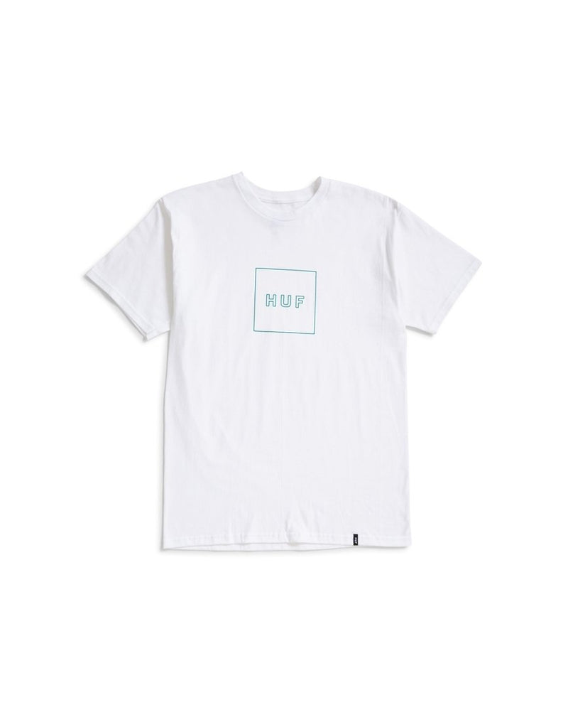 HUF - Box Logo T-Shirt White