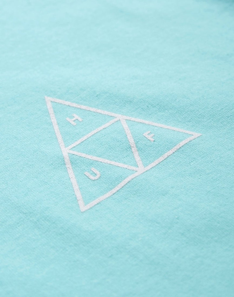 HUF - Triple Triangle T-Shirt Blue