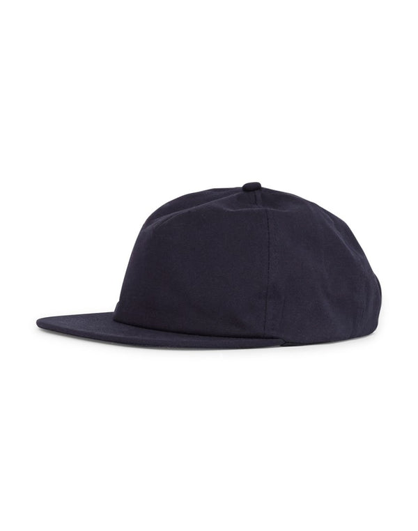 The Idle Man - Original Snapback Navy