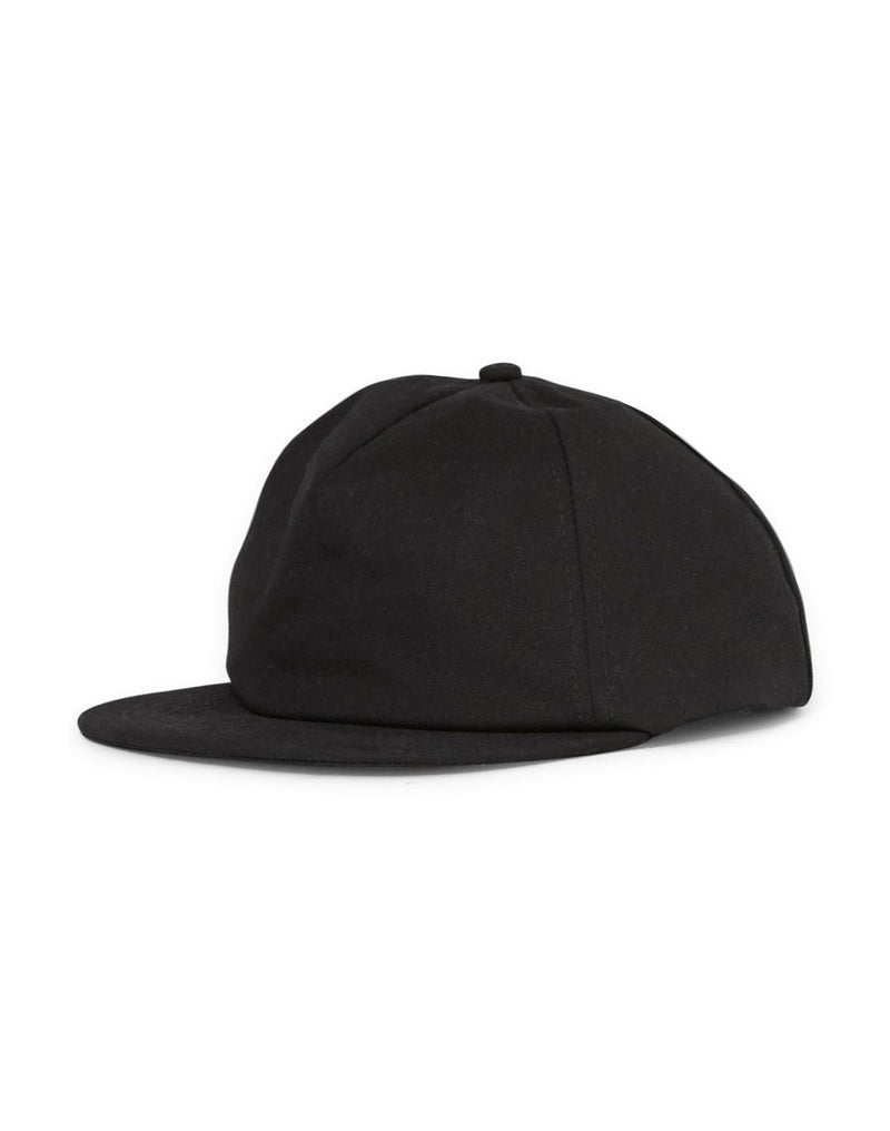The Idle Man - Original Snapback Black