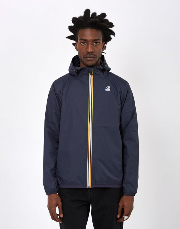 K-Way - Le Vrai 3.0 Claude Jacket Blue