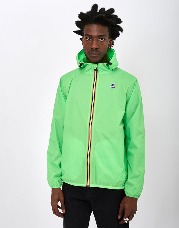 K-Way - Le Vrai 3.0 Claude Jacket Green