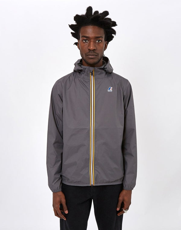 K-Way - Le Vrai 3.0 Claude Jacket Grey